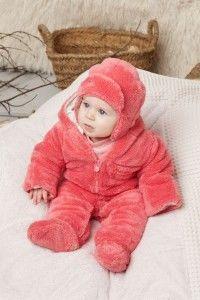 Baby winterpakje KraamZus
